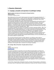 L Session Abstracts - Writing Program - University of California ...