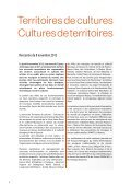 LA CULTURE, REMEDE SOCIAL - mdm – Collectif musiques et ... - Page 3