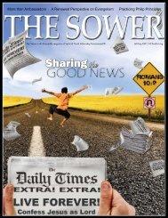 share the Good News - Spirit & Truth Fellowship International