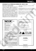 manuale - Scubastore - Page 5
