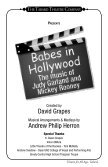 Babes in Hollywood - The Tabard Theatre Company - Page 3