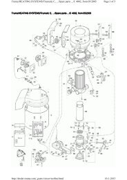 Page 1 of 5 Truma/HEATING SYSTEMS/Trumatic C, .../Spare parts ...