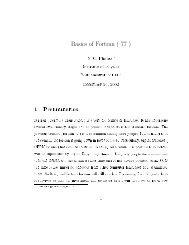 S. C. Phatak * Institute of Physics Bhubaneswar 751 005 December ...