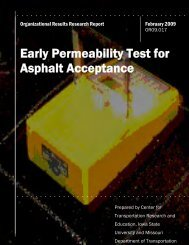 Early Permeability Test for Asphalt Acceptance