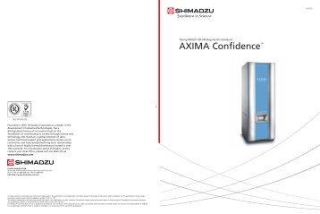AXIMA ConfidenceTM