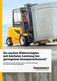 Broschüre EFG Baureihe 4-5 herunterladen (PDF, 2 ... - Jungheinrich