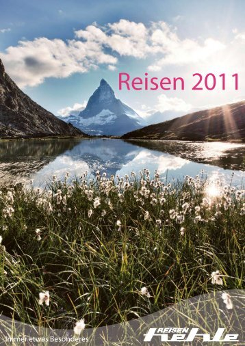 Reisen 2011 - Hehle Reisen