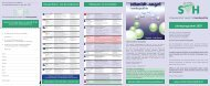 Jahresprogramm 2007 - Fit mit System!