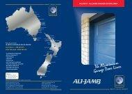 Garage Linings - Ullrich Aluminium
