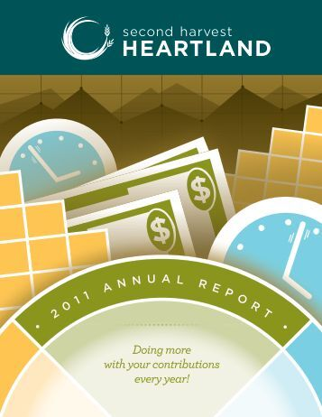 2011 Annual Report - Second Harvest Heartland