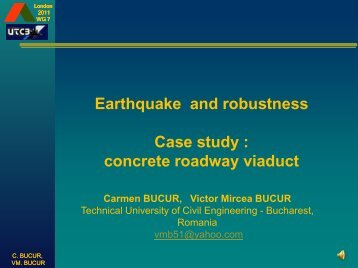 C. Bucur, Romania - International Association for Bridge and ...