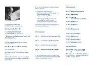 Fachtagung am 26. März 2011 - Institut für Psychoanalyse der DPG ...