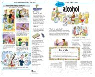 About Alcohol (PDF) - CAMH Knowledge Exchange - Centre for ...