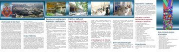 Folder Metalurgia Poli 2004.p65 - Departamento de Engenharia ...