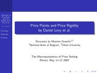 Price Points and Price Rigidity by Daniel Levy et al.