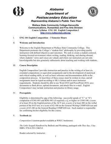 english 101 + personal essay