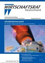 Ausgabe April 2012 6,98 MB - PDF - Wirtschaftsrat der CDU e.V.
