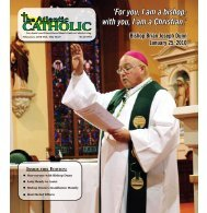 'For you, I am a bishop; with you, I am a Christian.' - Diocese of ...