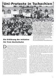 Für freie Hochschulen - Universität Heidelberg