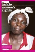 ten actions to end poverty tackle women's rights - ActionAid - Page 6