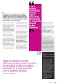 ten actions to end poverty tackle women's rights - ActionAid - Page 7