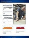Cuchillos y hojas de uso general - Page 4