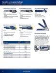 Cuchillos y hojas de uso general - Page 6
