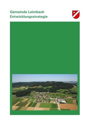 Entwicklungsstrategie Gemeinde Leimbach