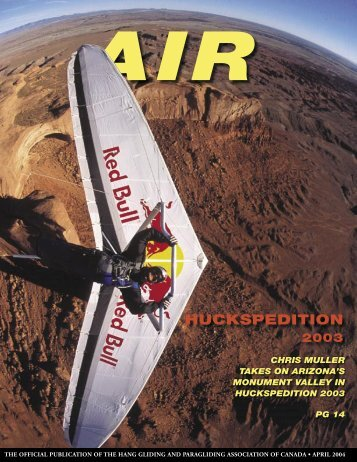 2004-04 - Hang Gliding and Paragliding Association of Canada