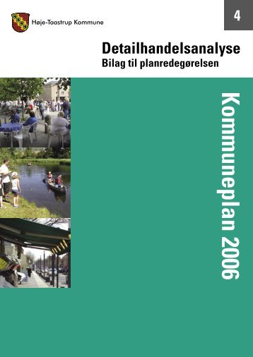 Kommuneplan 2006 4 - Høje-Taastrup Kommune