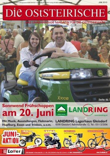 Juni 2010 - Meine Steirische