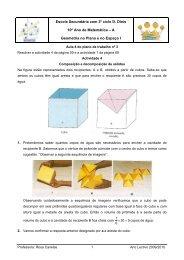 actividade 4 da página 59 e a actividade 7 da página 69