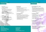 Tagungsprogramm - Universität Bielefeld