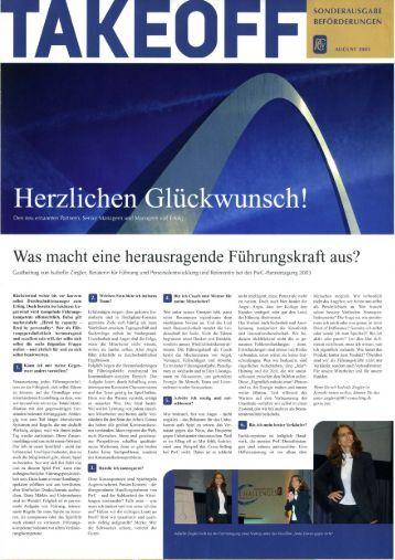 PWC Magazin - ziegler-consulting.de