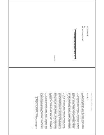 Introduction aux architectures multi-processeurs