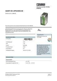 QUINT-DC-UPS/24DC/20 - TP Automation e.K.