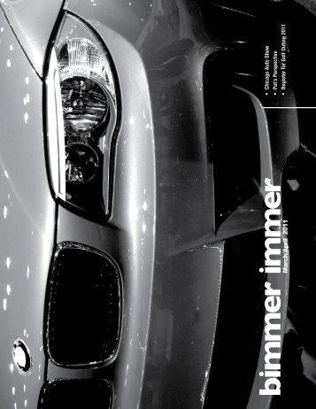 March/April 2011 - Badger Bimmers