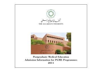 Brochure Final.FH10 - Aga Khan University