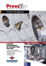 PRESS TEC - I sistemi PressTec sono la soluzione ottimale ... - FIPA