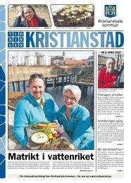 Tidningen Kristianstad 3 2013
