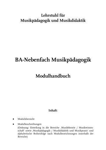 StuP - BA-NF - PO 2011 - Modulhandbuch _2011-09-21
