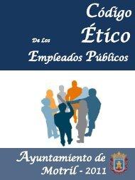 Código Ético - Ayuntamiento de Motril