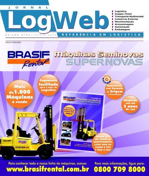 Edição 53 download da revista completa - Logweb