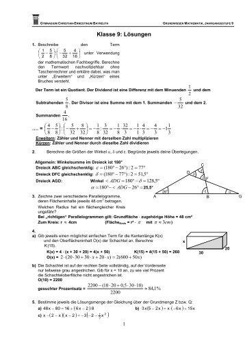 Berühmt 8Klasse Wissenschaft Arbeitsblätter Pdf Fotos ...