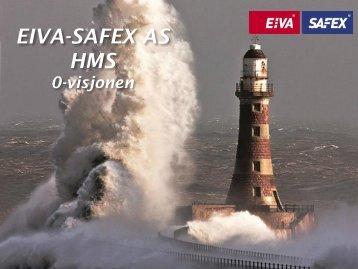 Last ned som PDF! - Eiva-Safex