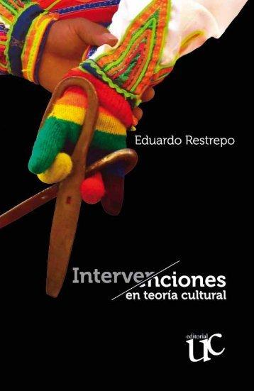 Intervenciones en teoría cultural - Ram-wan.net