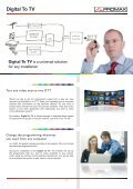Digital To TV (DTTV) - Promax - Page 3
