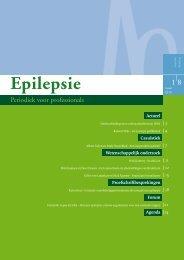 maart 2010 - Nederlandse Liga tegen Epilepsie