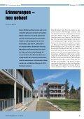 Nachhaltig Bauen Nordwestsschweiz 1/2013 - Gerber Media - Page 7