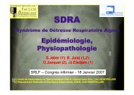 SDRA - SRLF